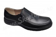 Pantofi usori lati din piele naturala fara siret talpa EPA