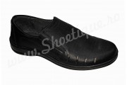 Pantofi usori si lati de vara Suceveanu piele naturala perforata talpa EPA