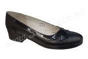 Pantofi dama din piele naturala clasici